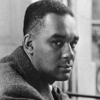 Richard Wright, author of Native Son and Black Boy